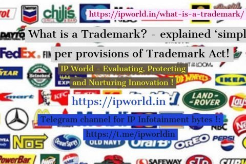 What is a Trademark – here a simple explanation !