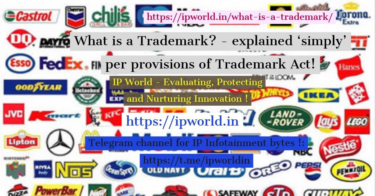 is a Trademark- explained simply !
